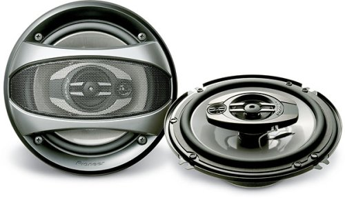 Pioneer Ts A1673r 6 5 Inch 220 Watt 3 Way Speakers Bose Car Speakers