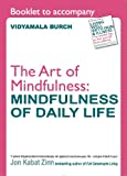 Mindfulness in Daily Life Booklet