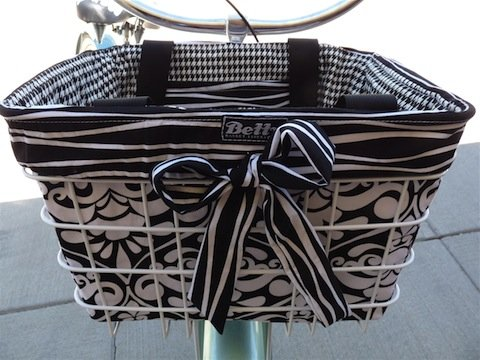 Bike Basket Liner-The Jordan