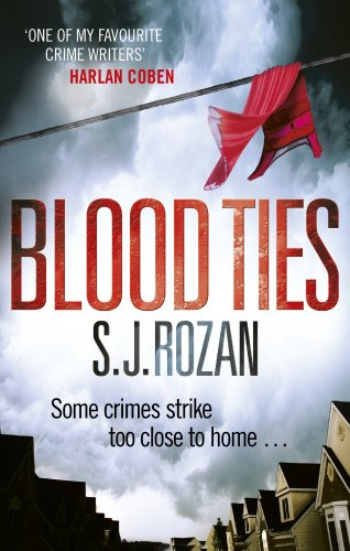Blood Ties (Lydia Chin & Bill Smith #8)