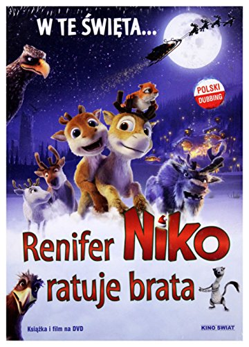 Niko 2 - Little Brother, Big Trouble [DVD] (No English Version) (Little Brother Big Trouble Dvd compare prices)