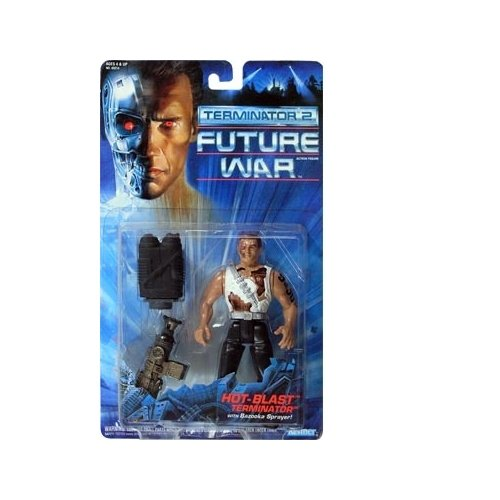 Terminator 2: Future War - Hot Blast Terminator Figure