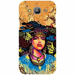 Printland Samsung Galaxy J5 Back Cover High Quality Designer Case