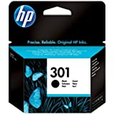 HP 301 - Print cartridge - 1 x black - 190 pages