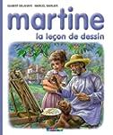 MARTINE, LA LE�ON DE DESSIN
