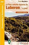 Le Parc naturel régional du Luberon à pied