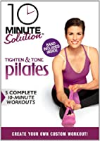 10 Minute Solution: Tighten & Tone Pilates with Resistance Band (2012)