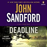 Deadline: Virgil Flowers, Book 8 (       UNABRIDGED) by John Sandford Narrated by Eric Conger