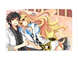 A Wide Variety of Tales of Xillia Anime Characters Desk & Mouse Pad Table Play Mat (Milla Maxwell & Jude Mathis 2)
