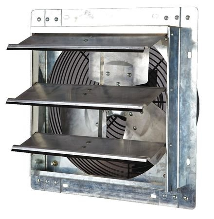 Exhaust Fan, 7 In, 115V, 1/25hp, 1550rpm (7 Inch Exhaust Fan compare prices)