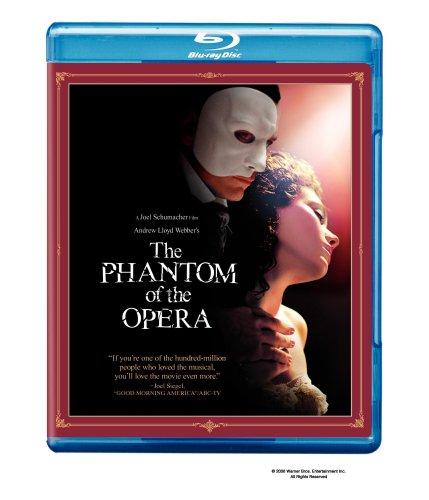 The Phantom of the Opera / Призрак оперы (2004)