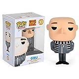 Minions Gru Mini Figur Ich Einfach unverbesserlich 2 Funko Pop Nr.33 Kopf drehbar 10cm