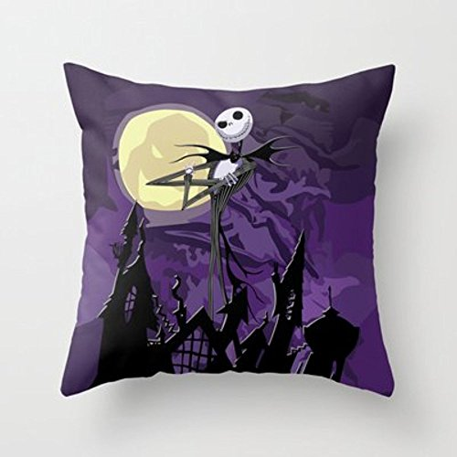 autumn-coming-halloween-purple-sky-with-jack-skellington-iphone-hellip-throw-pillow-by-three-secondf