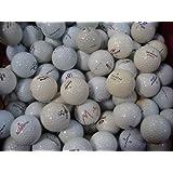 100 Assorted Practice & Play golf balls - Lakeballs