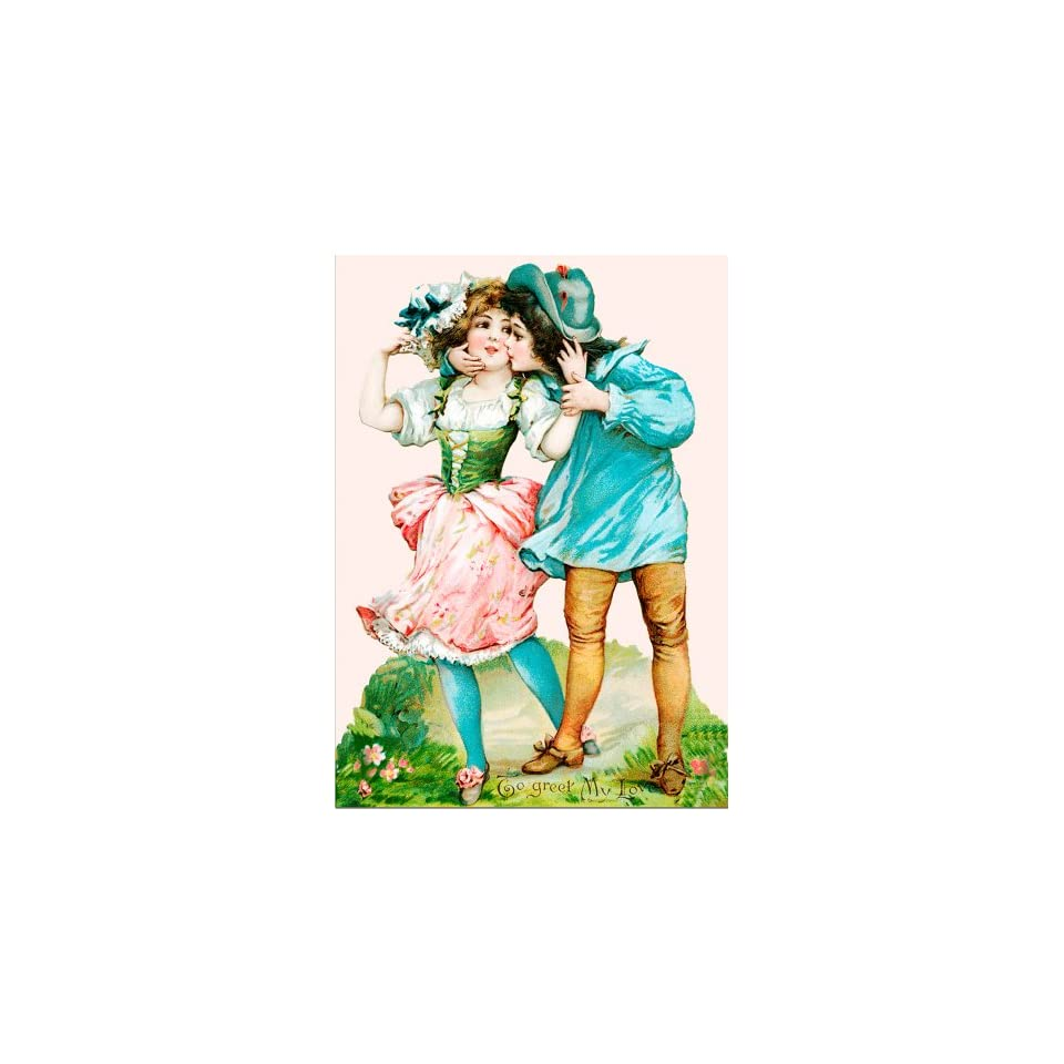 Quality Vintage Valentines Day Cards School Package