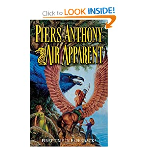 Air Apparent (Xanth, No. 31) - Piers Anthony