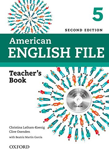 American English File 2E 5 Teacher's Book: With Testing Program