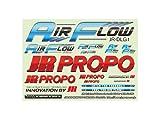 Air Flowデカール ハンドランチグライダー「AirFlow」補修パーツ 30009