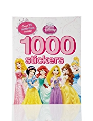 Disney Princess 1000 Stickers Book