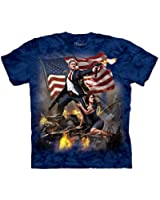 The Mountain Clinton Adult T-shirt