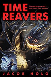 Time Reavers by Jacob Holo ebook deal