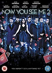 Now You See Me 2 [DVD] [2016]
