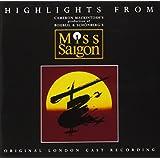 Miss Saigon (Original 1989 London Cast - Highlights) ~ Claire Moore