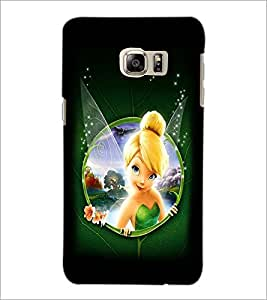PrintDhaba Cute Angel D-2287 Back Case Cover for SAMSUNG GALAXY NOTE 5 (Multi-Coloured)