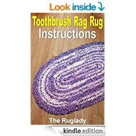 Toothbrush Rag Rug Instructions (How to Make a Rag Rug)