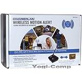 Chamberlain CWA2000 Outdoor Wireless Driveway Motion Alert Alarm System NEW
