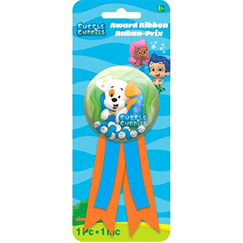 Bubble Guppies Confetti-Filled Award Ribbon