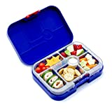 Yumbox Leakproof Bento Lunch Box Container (New Design Myrtille Blue) for Kids
