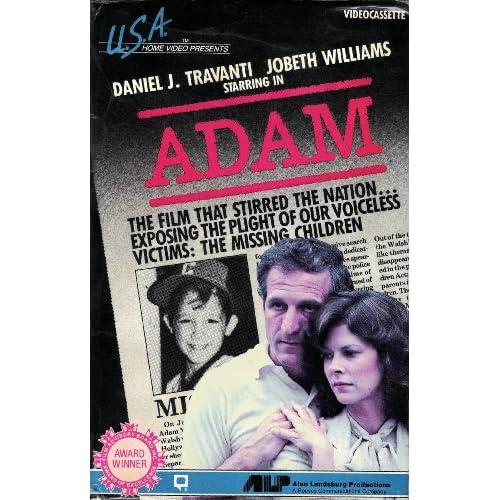 Amazon.com: Adam (1983 TV-movie) [VHS]: Jo Beth Williams, Daniel J