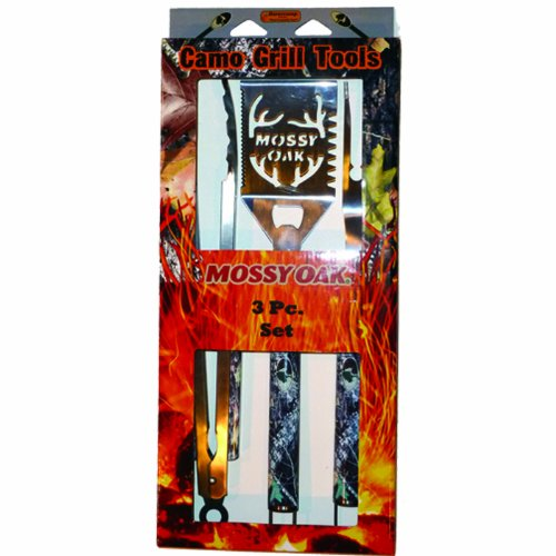 Mossy Oak Grilling Tools BBQ Set