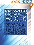 Password Organizer Book (Personal Int...