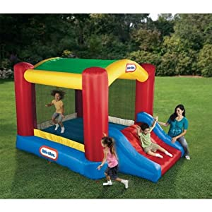 Little Tikes Shady Jump n Slide Bouncer by Little Tikes