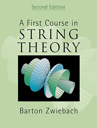 A First Course in String Theory 2nd Edition Hardback