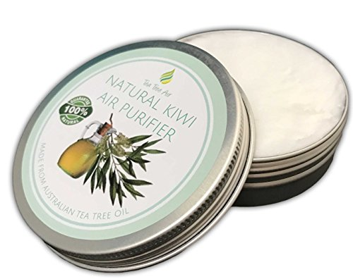 Tea Tree Air Purifier NATURAL KIWI ✔ Natural Purifier Cream, Attacks Mold/Mildew, Air Freshener, Air Conditioner ~ Perfect for kitchen, bathroom, office or boat! $19.88 ✔ (4.4 oz) (Dog Water Purifier Dispenser compare prices)