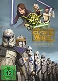 Star Wars: The Clone Wars - Komplettbox Staffel 1-5 (exklusiv bei Amazon.de)