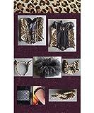 ハロウィンクリスマスコスチューム猫ねこ耳豹柄しっぽアニマルレディースコスプレ衣装(M)
