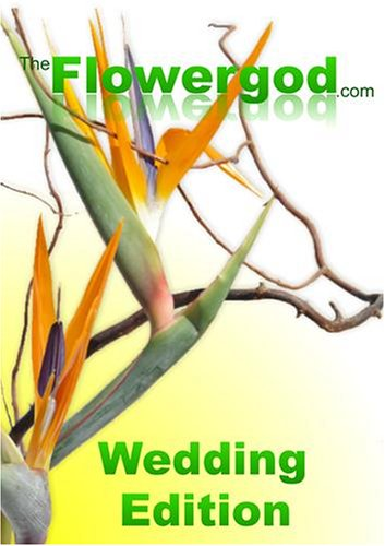 Floral Design by The Flowergod Wedding Edition