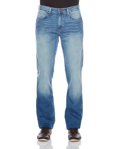 Wrangler Pantalón Fox Azul