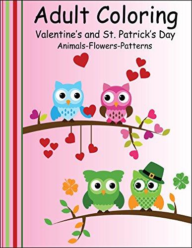 Adult Coloring:  Valentine