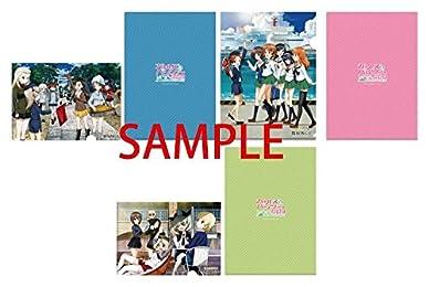 ガールズ&パンツァー 劇場版 アニメジャパン2016 クリアファイル 3枚セット