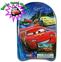 "Pixar Cars Foam Kickboard 17.5"" x 9.25"" - See Other Cars Water Toys, Cars Pool Toys, and Cars Beach Toys At Our Storefront from ParagonMarketing - Disney"