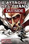 L'Attaque des Titans - Outside: Guide Officiel par Isayama