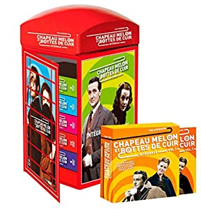 Chapeau melon et bottes de cuir - L'intégrale - Coffret 50 DVD