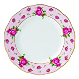 Royal Albert New Country Roses Formal Vintage Bread and Butter Plate, 6.3