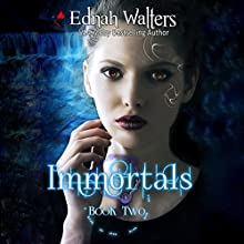 Immortals: Runes, Book Two Audiobook by Ednah Walters Narrated by Stephanie Terry