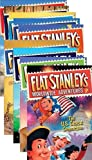 img - for Flat Stanley's Worldwide Adventures, Books 1-9 book / textbook / text book